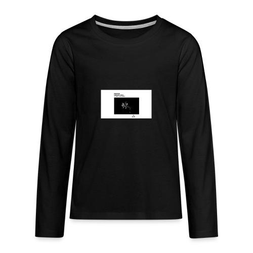 Pakspacito - Premium langermet T-skjorte for tenåringer