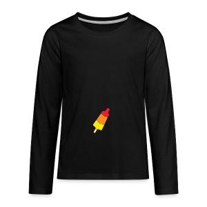 Flierp Rocket Science - Teenager Premium shirt met lange mouwen