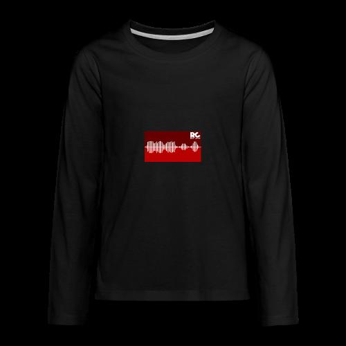 Amplitude Edition - Teenager Premium Langarmshirt