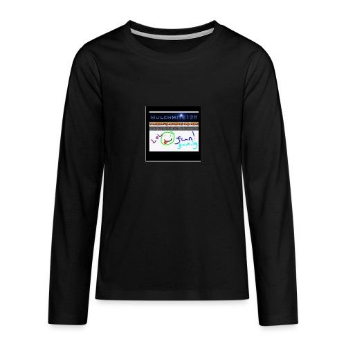 Mulchmite128 - Teenagers' Premium Longsleeve Shirt