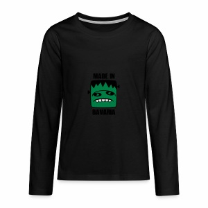 Fonster made in Bavaria - Teenager Premium Langarmshirt