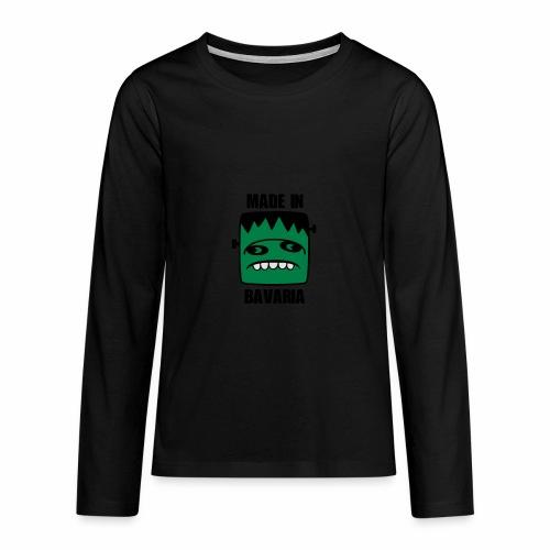 Fonster made in Bavaria - Teenager Premium Langarmshirt