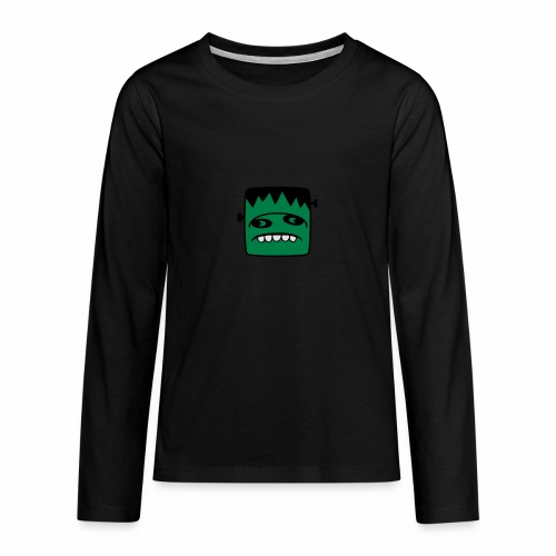 Fonster pur - Teenager Premium Langarmshirt
