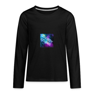 BABIES AND TODDLERS - Teenagers' Premium Longsleeve Shirt