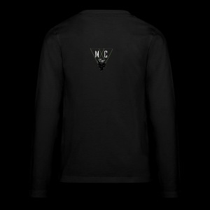 M C Tees NEW Logo on the NEW collection - Teenagers' Premium Longsleeve Shirt