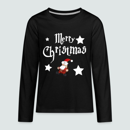 Merry Christmas - Ugly Christmas Sweater - Teenager Premium Langarmshirt