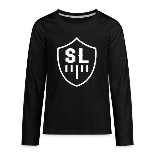 SL - Teenager Premium Langarmshirt