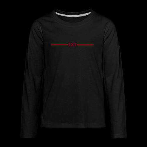 Wicci - Långärmad premium T-shirt tonåring