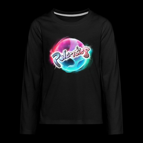 Polarities Logo - Teenagers' Premium Longsleeve Shirt