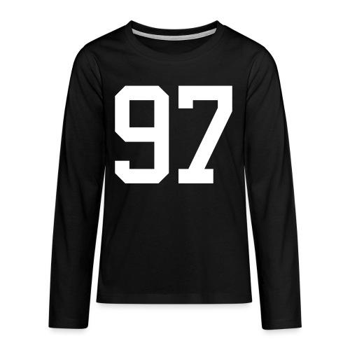 97 EHN-KAUFMANN Martin - Teenager Premium Langarmshirt