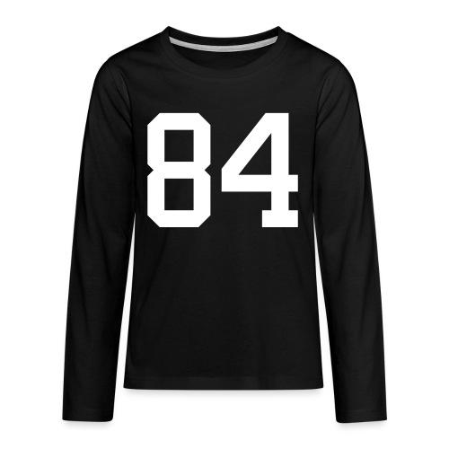 84 KRAUS Valentin - Teenager Premium Langarmshirt