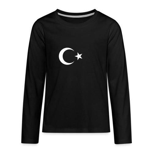 Turquie - T-shirt manches longues Premium Ado