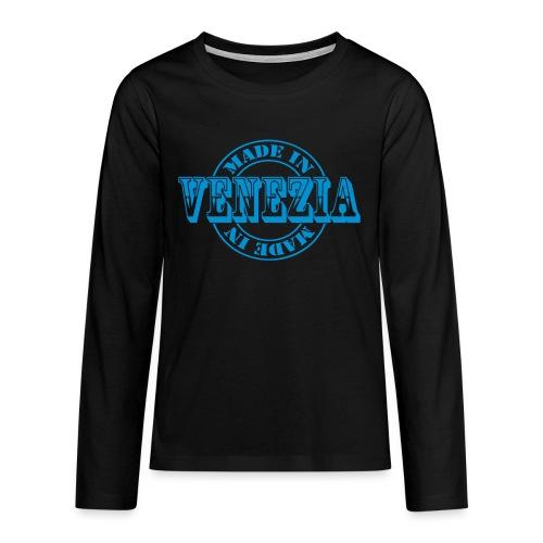 made in venezia m1k2 - Maglietta Premium a manica lunga per teenager