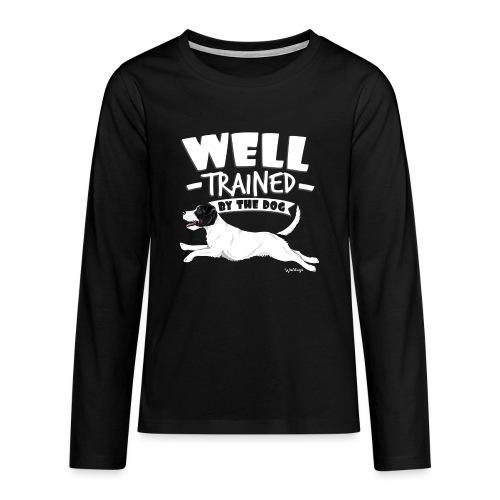 parsonwell3 - Teenagers' Premium Longsleeve Shirt