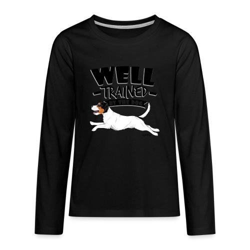 parsonwell8 - Teenagers' Premium Longsleeve Shirt