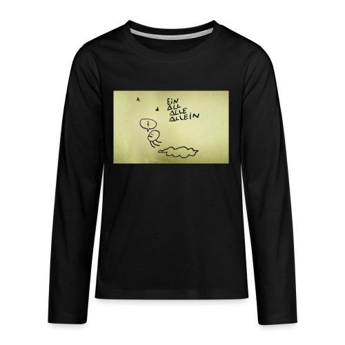 17 07 16 CONNEWITZ XL - Teenager Premium Langarmshirt