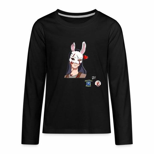 Huntress Love - Maglietta Premium a manica lunga per teenager
