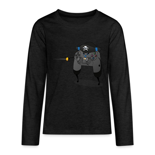 Pirate Pmanette - T-shirt manches longues Premium Ado