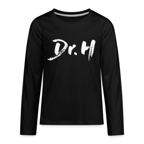 Sweat Femme Dr. H - T-shirt manches longues Premium Ado