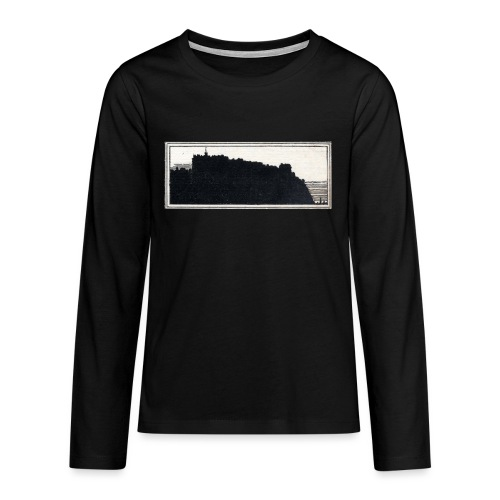 back page image - Teenagers' Premium Longsleeve Shirt