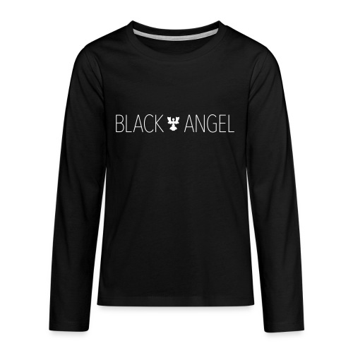 BLACK ANGEL - T-shirt manches longues Premium Ado
