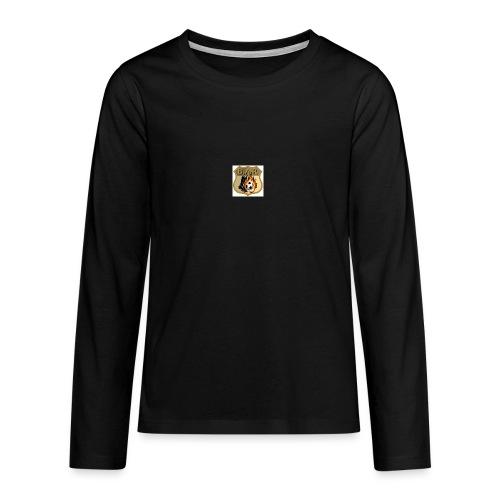 bar - Teenagers' Premium Longsleeve Shirt