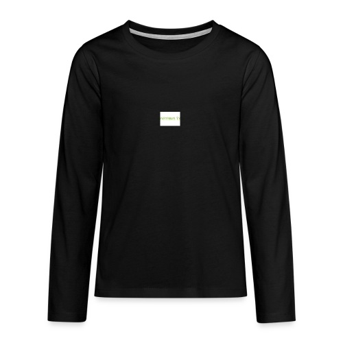 deathnumtv - Teenagers' Premium Longsleeve Shirt