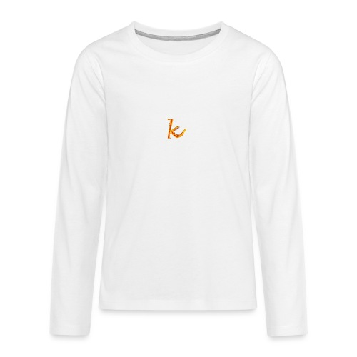 Kids - Teenager Premium Langarmshirt