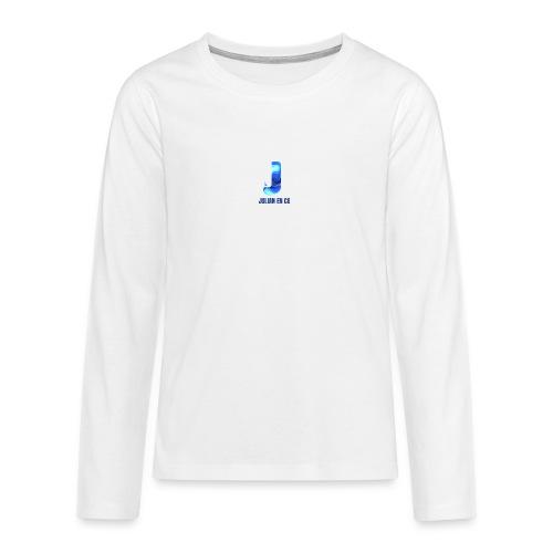 JULIAN EN CO MERCH - Teenager Premium shirt met lange mouwen