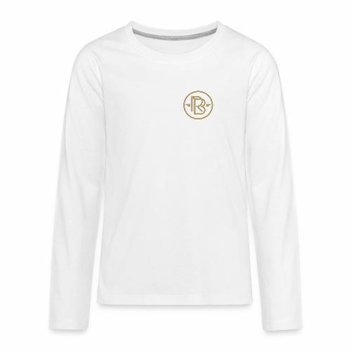 ResoB2 retro - Teenagers' Premium Longsleeve Shirt