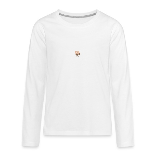 Mad Media Logo - Teenagers' Premium Longsleeve Shirt