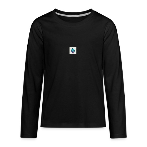 souncloud - Teenagers' Premium Longsleeve Shirt
