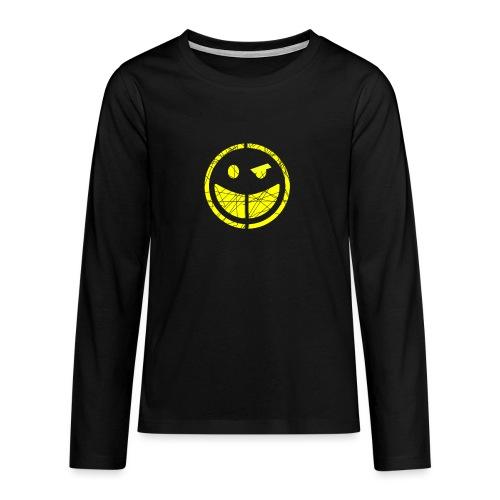 wdjhbfh - Teenagers' Premium Longsleeve Shirt