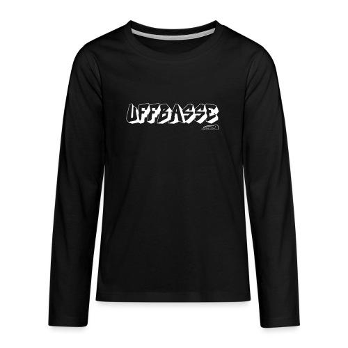 UFFBASSE - Teenager Premium Langarmshirt