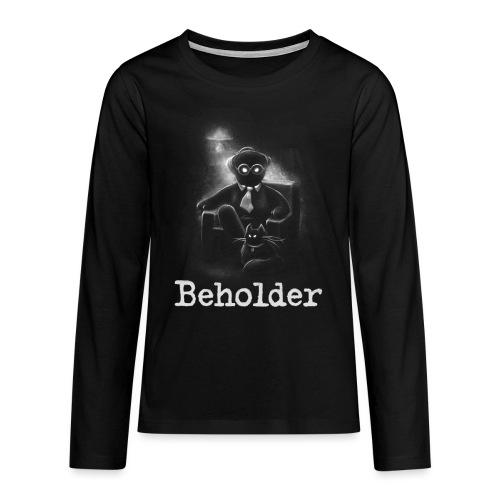 Hector Medina - Teenagers' Premium Longsleeve Shirt