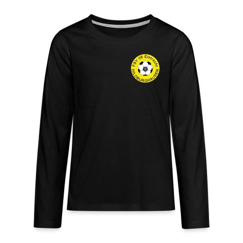 Hildburghausen FSV 06 Club Tradition - Teenager Premium Langarmshirt