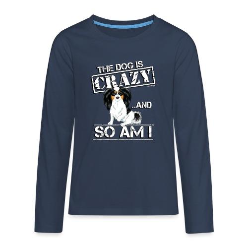 phalecrazy3 - Teenagers' Premium Longsleeve Shirt