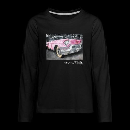 CADDY - Teenager Premium Langarmshirt