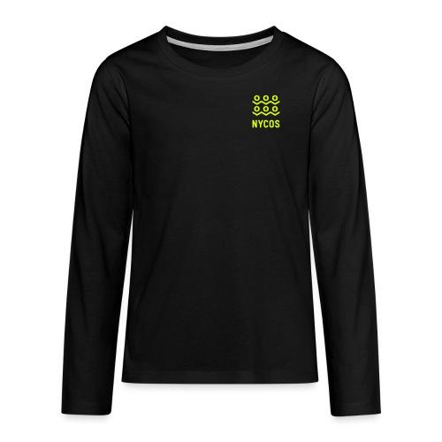 Senior & Chamber Choir - Teenagers' Premium Longsleeve Shirt