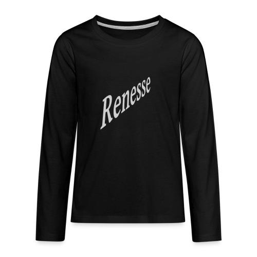 Renesse - Teenager Premium Langarmshirt