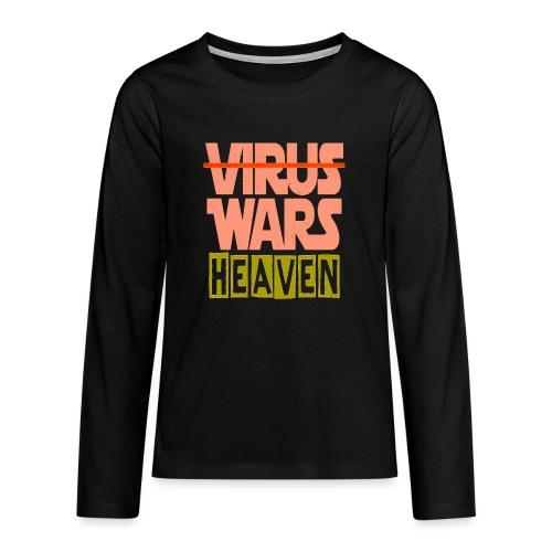 HEAVEN WARS - T-shirt manches longues Premium Ado