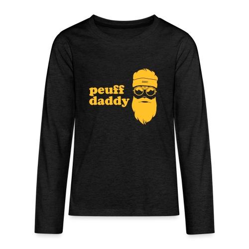 Peuff daddy - T-shirt manches longues Premium Ado