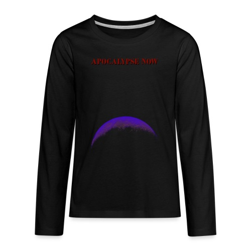 Apocalypse Now - Teenager Premium Langarmshirt