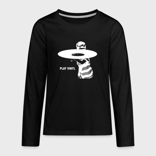 T-Record - Play Vinyl - Teenager Premium shirt met lange mouwen