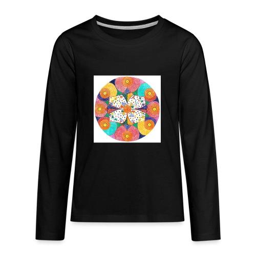AbunDance - Teenagers' Premium Longsleeve Shirt