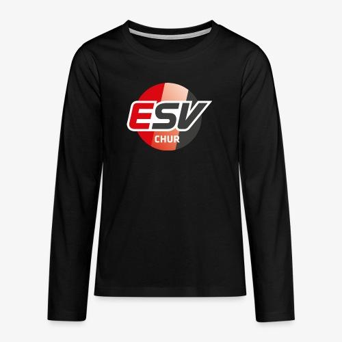 ESV Chur - Teenager Premium Langarmshirt