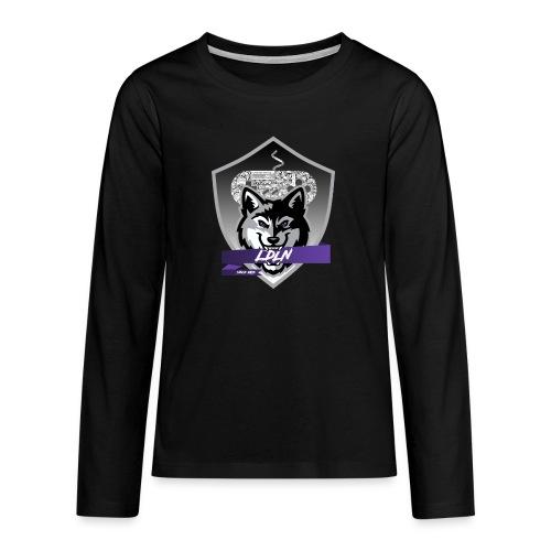 Le logo de la Légion de la Nuit - T-shirt manches longues Premium Ado