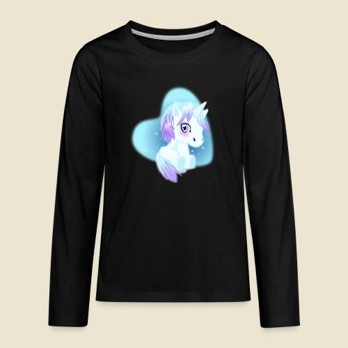 Licorne n°1 - T-shirt manches longues Premium Ado