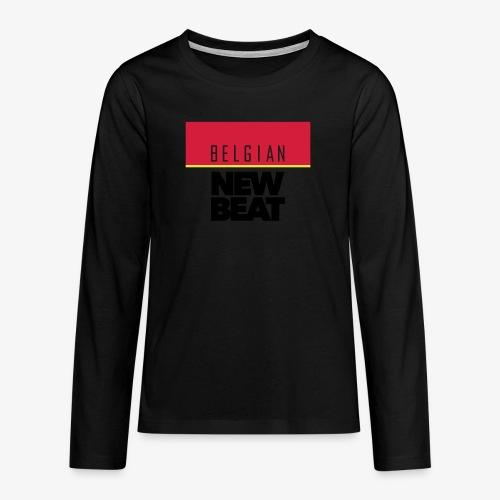 BNB SQ - Teenager Premium shirt met lange mouwen