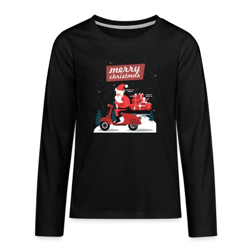 Gift 04 - T-shirt manches longues Premium Ado